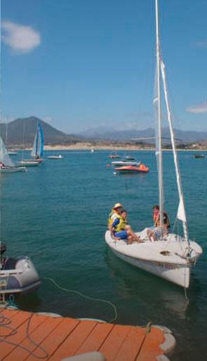 Navegación por la Bahía